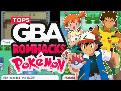 Download Top 4 Hack Roms Pokemon Gba Video 3GP Mp4 FLV HD Mp3