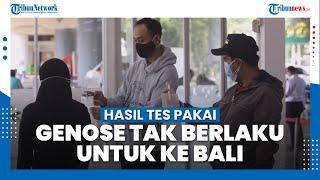 Hasil Tes Covid-19 Pakai GeNose Tak Berlaku untuk Perjalanan ke Bali, Begini Tanggapan Angkasa Pura