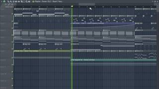 Major Lazer & Showtek - Believer [FL STUDIO REMAKE + FLP DOWNLOAD]