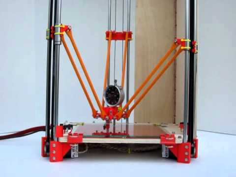 Delta Robot Arm Videos  Ideas for a cool project  — Parallax