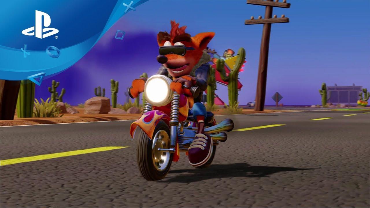 Coco ist spielbar in der Crash Bandicoot N. Sane Trilogy