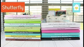HOW TO MAKE A SHUTTERFLY PHOTO BOOK | DIGITAL SCRAPBOOKING
