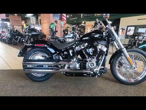 2021 Harley-Davidson Softail Standard FXST