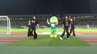 FC岐阜ホーム戦 ハーフタイムパフォーマンス