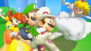 Super Mario 8-Player Battle #2 - Super Smash Bros. Ultimate