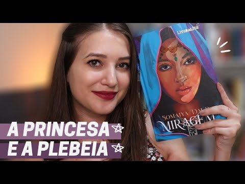MIRAGEM (SEM SPOILER) | Patricia Lima