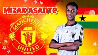 🔥 Mizak Asante ● This Is Why Man United & Man City Want Ghana Wonderkid  2021 ► Skills & Goals