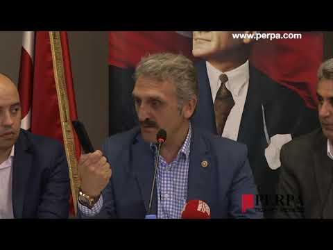 Ahmet Hamdi Çamlı Perpa Ziyareti 2