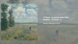 St. Matthew's Passion, BWV 244
