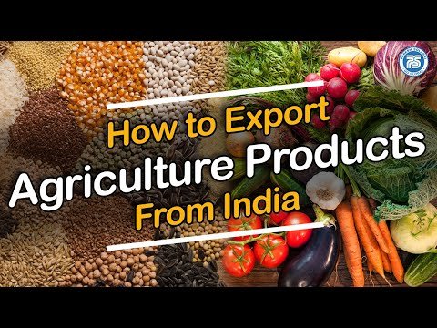 , title : 'How to Export Agriculture Product From India || Export Import Business in India