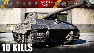 ТАЩИТ ЗА ВСЮ КОМАНДУ 🌟 Топ статист на Е 50 🌟 World of Tanks лучший бой E 50 wot