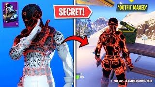 The *SECRET* 8 Ball VS Scratch *GLITCH* Style In Fortnite!