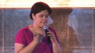 Speech by SP Founder Lianne Sala at Basilica Launching Concert