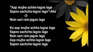 Aap Mujhe Acche Lagne Lage - Jeene Ki Raah   - YouTube