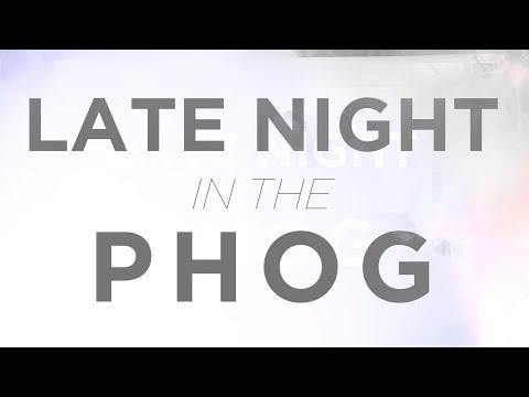 The Hype: KU Late Night 2017