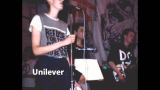 Chumbawamba live in London, Dec 11 1986 concert (part 2)