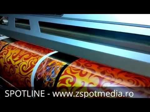 Prezentare video Imprimanta cu ecosolvent SL-1601ES