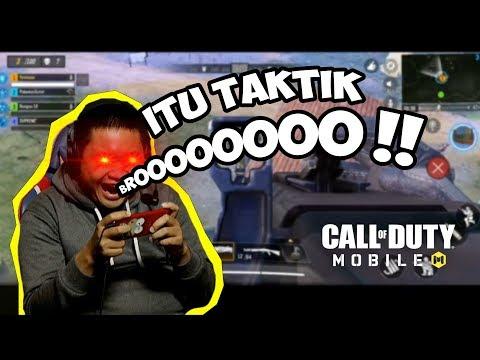ITU TAKTIK BROOOO!! | Call Of Duty Mobile Indonesia