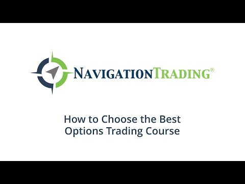 How To Choose The Best Options Trading Course - YouTube