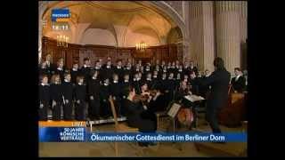 Staats- Und Domchor Berlin: Alles, Was Ihr Tut (BuxWV 4)