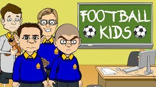 Download Video 🚸FOOTBALLERS + MANAGERS AS KIDS!🚸 (Top Eleven Careers Day Parody) MP3 3GP MP4