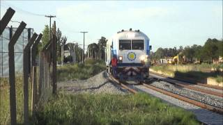 preview picture of video 'CNR CKD8G Nº0006 Chascomús (FCGR) 21/12/2014'