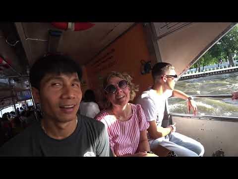 Bangkok: 13 hours, 19 km walk