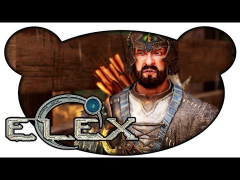 Prohibition 2.0 und andere Drogen - Elex #08 (Let's Play Gameplay Deutsch)