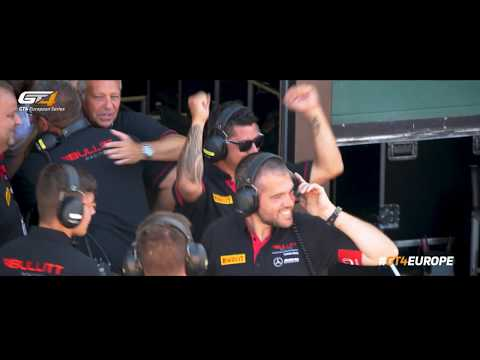 A weekend recap from Italy - Misano - GT4 European Series