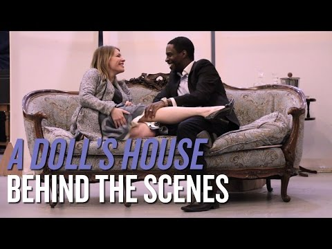 Behind the Scenes, Nora in Doll's House