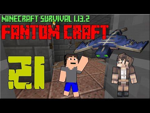 DezPro - Minecraft survival 1.13.2 - FANTOM CRAFT #21 /wNeoxitCz #metro #fantomcraft