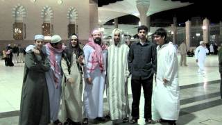 preview picture of video 'Umrah Trip 2011 - Part 1'