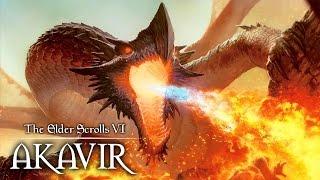 The Elder Scrolls VI: AKAVIR (Top 5 TES 6 Locations - Bonus)