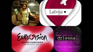 Cake To Bake - Aarzemnieki - Eurovision 2014 Latvia (Eirovizija)