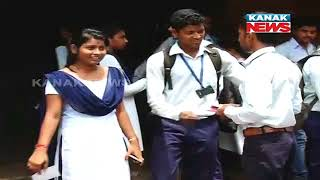 Candidates Start Campaigning For Election In Puri SCS College
