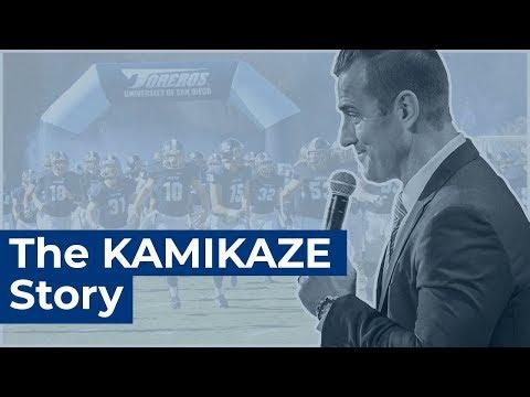 Mat Boggs Kamikaze Story at DreamBuilder LIVE | Life Coach ...