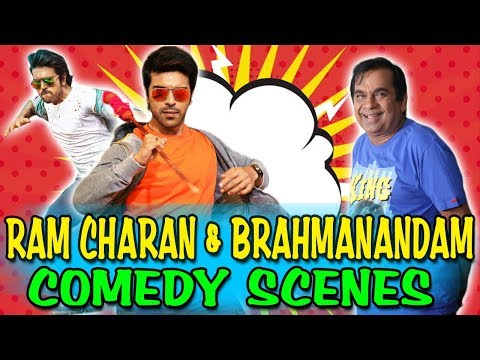 Download Ram Charan & Brahmanandam Best Comedy Scenes | South Indian Hindi Dubbed Best Comedy Scenes HD Mp4 3GP Video and MP3
