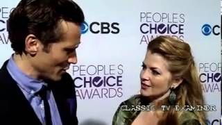Seamus and Juliana Dever of Castle at 2013 People's Choice Awards
