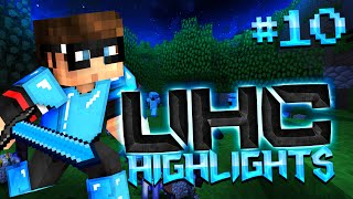 Minecraft UHC Highlights #10: Darude Snowstorm