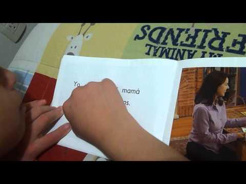 Ver vídeoSíndrome de Down: Avances de Isaac en lectura