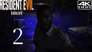 Resident Evil 7 Biohazard  Walkthrough Gameplay 2 - Escape The Main House 4K 60FPS HDR Madhouse