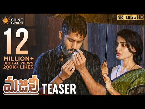 Actor Naga Chaitanya MAJILI Telugu Movie Teaser 2019