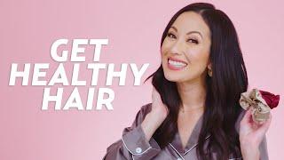 8 Tips To Get Healthy Hair: Silk Pillowcase, Hair Mask, & More! | Beauty With @Susan Yara
