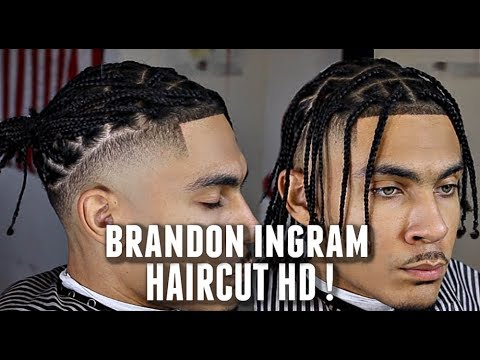 BRANDON INGRAM HAIRCUT TUTORIAL HD!