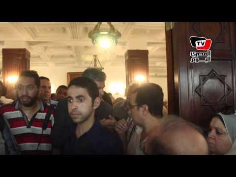 احتفالات ذكرى «٢٣يوليو» في ضريح «عبد الناصر» بحضور نجله