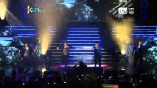 EXO M - 121014 KCON - History + Into Your World