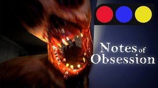 Notes of Obsession: What is that thing!?