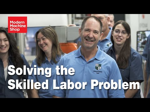 Mold Maker Solves Skilled Labor Shortage by Changing Company Culture