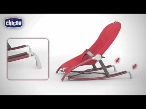 Video of Chicco Pocket Relax Bouncer