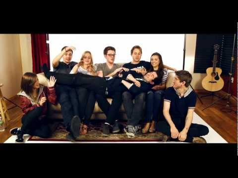 """""""One More Night"""" - Maroon 5 - Alex Goot & Friends (7 Youtuber Collab!)"""